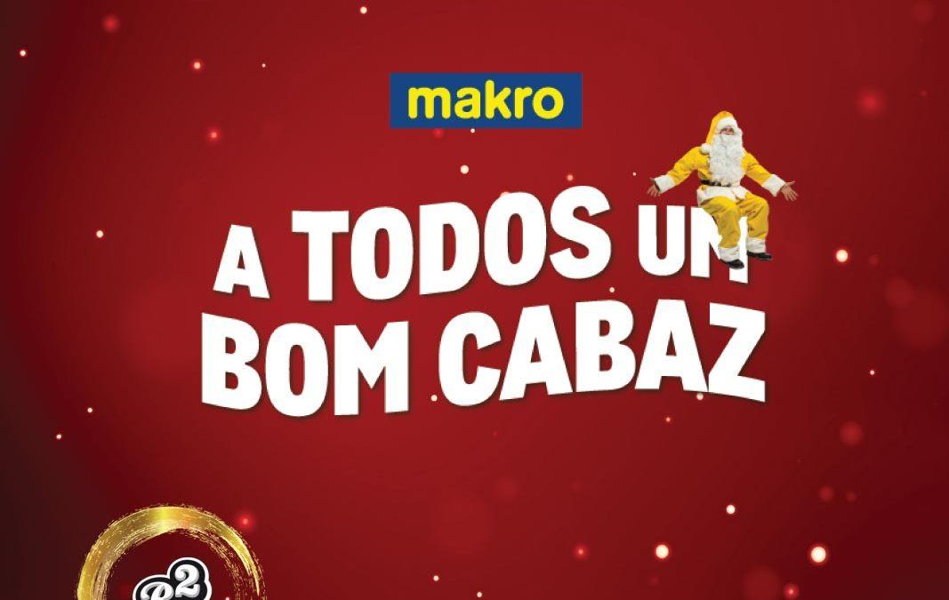 Campanha de Natal Makro
