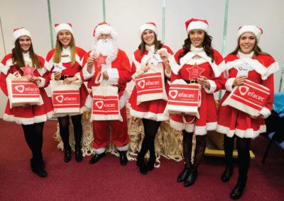 Efacec - Festa Natal